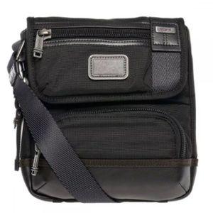 Tumi Alpha Bravo Barstow Crossbody Bag